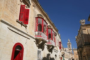 Mdina Buildings
